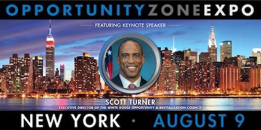2019 Opportunity Zone Expo New York City