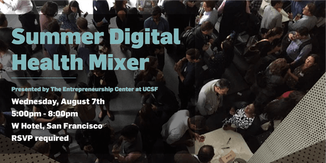 Summer Digital Health Mixer tickets