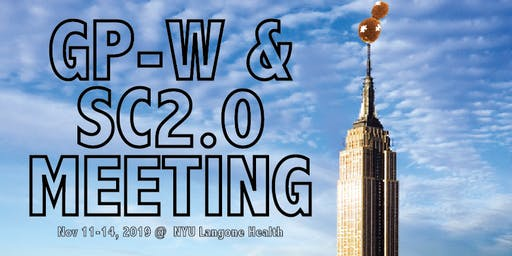 2019 GP-W & Sc2.0 Meeting