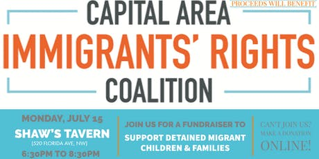 Fundraiser to Support Detained Migrant Children and Families tickets