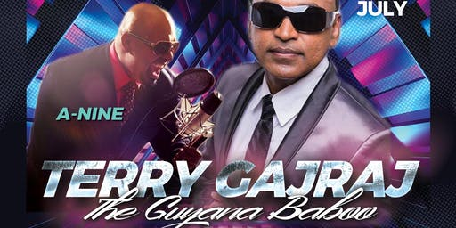 Terry Gajraj Live at Fuzion
