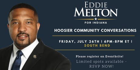 South Bend Community Conversation tickets
