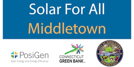 Lunch & Learn: Solar for All Middletown