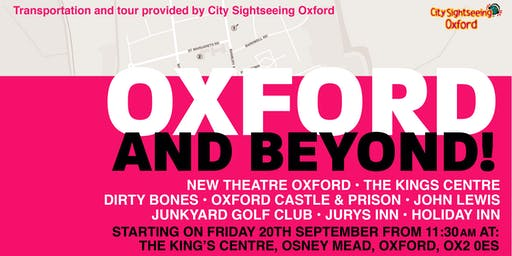 Oxford Showcase Event