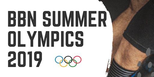 BBN OLYMPICS 2019