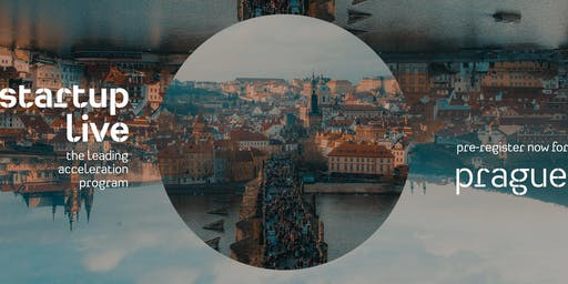 Startup Live Prague — boost your startup
