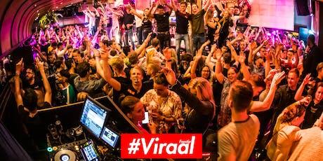 Viraal Feestje #9 tickets