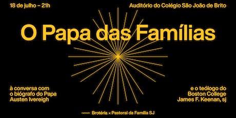 O Papa das Famílias bilhetes