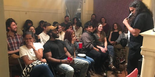 Comedy Soup: Music, Comedy, Free Wine & Popcorn