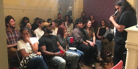 Comedy Soup: Music, Comedy, Free Wine & Popcorn tickets