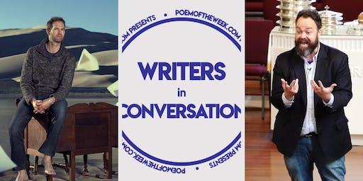Writers In Conversation presents poet-professor-minister, Donovan McAbee