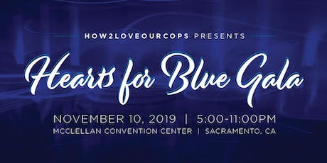 Hearts for Blue Gala tickets