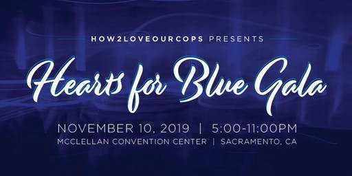Hearts for Blue Gala
