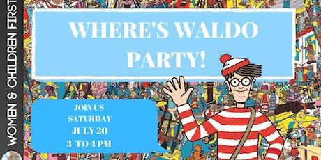 Where's Waldo Party!  tickets