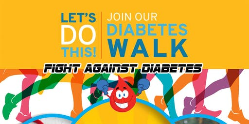 Diabetes Awareness Walk