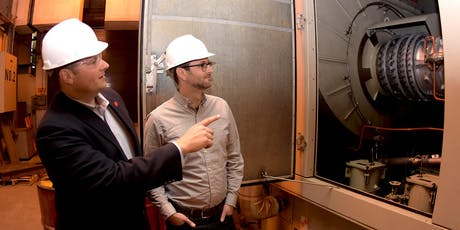 Combined Heat and Power Site Tour at UIC tickets
