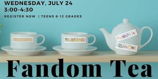 Fandom Tea