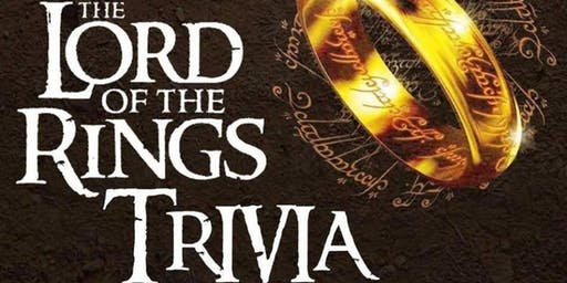 Lord of the Rings Trivia!