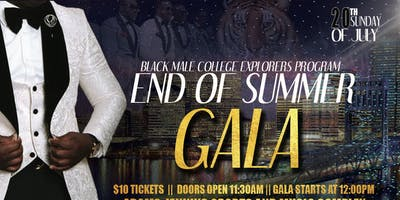 Black Male College Explorers Program GALA