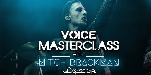 Voice Masterclass With Mitch Brackman