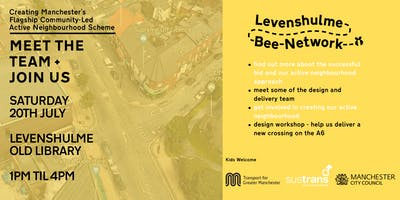 Levenshulme Bee Network - Meet the Team + Join Us