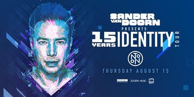 Sander van Doorn @ Noto Philly Aug 15