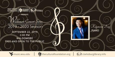 Waldomore Concert Series: Raymond Feng tickets