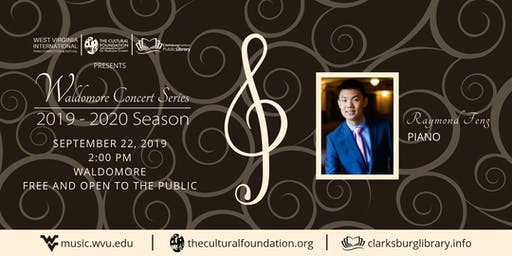 Waldomore Concert Series: Raymond Feng
