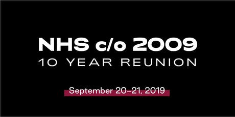 Niceville High School c/o 2009 - 10 Year Reunion! tickets