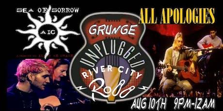 Grunge Unplugged! tickets