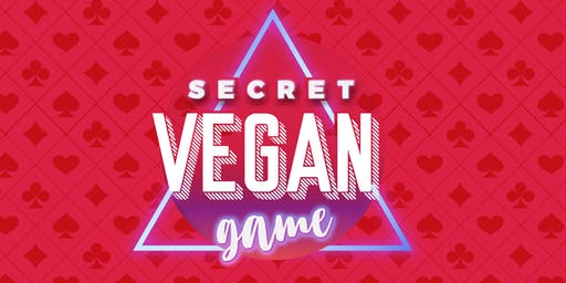 Secret Vegan Game