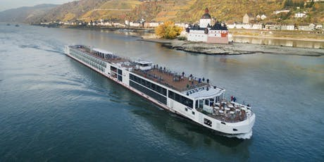 Viking River Cruise Night with Jayne Chambers of TravelRight tickets