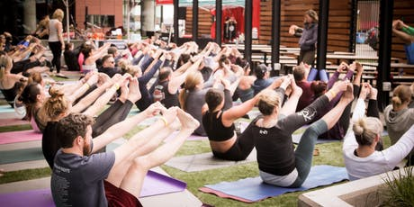 Live Music Yoga with The River at ORIGIN HOTEL Red Rocks tickets
