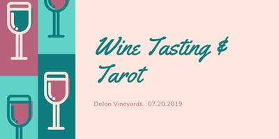 Wine Tasting and Tarot