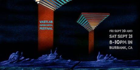 VASTLAB Experimental Film Festival tickets
