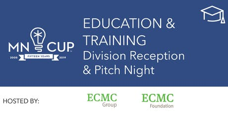 2019 MN Cup Education & Training Division - Semifinalist Pitches & Celebration tickets