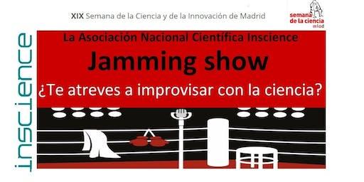 Jamming show: RESIDUO CERO-DEL CONSUMO A LA TIERRA