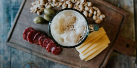 Beer + Cheese + Charcuterie tickets