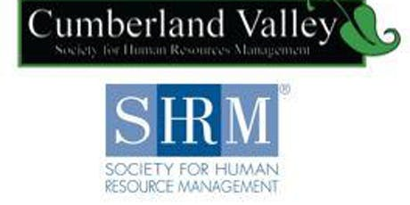 Cumberland Valley SHRM Annual Mixer/Networking Event tickets