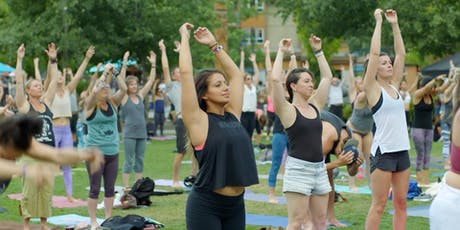 The Go Live Festival - Yoga and Food Trucks for Charity tickets