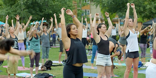 The Go Live Festival - Yoga and Food Trucks for Charity