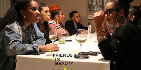 Friends in Beauty - Speed Networking Brunch tickets