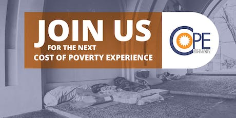 Cost of Poverty Experience (C.O.P.E)--Seminole County tickets