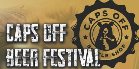 Caps Off Craft Beer Festival tickets