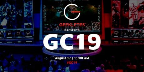 GeekletesCon: GC19 tickets