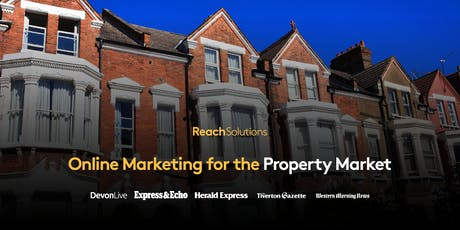 Reach Solutions | Online Marketing For The Property Market tickets