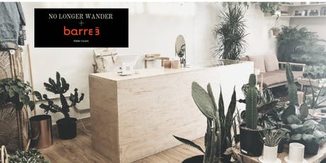barre3 at No Longer Wander tickets