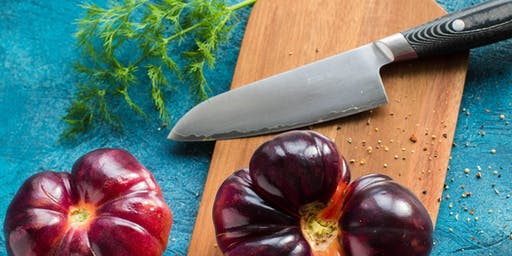 Learn Basic Knife Skills (REQUIRED to take other cooking classes):