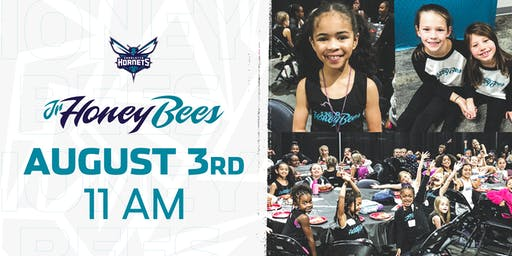 Junior Honey Bees Summer Clinic