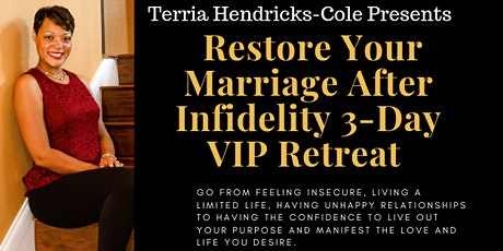 Restore Your Marriage After Infidelity 3-Day Las Vegas Retreat tickets
